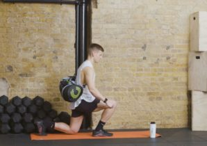 Full-Body Home Workout with Bag by Alex Cleland