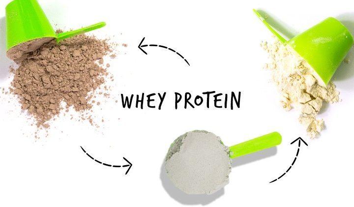proteine di siero di latte