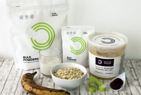 Colazione sana: porridge ricco