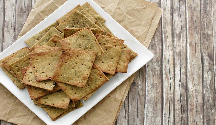crackers vegani