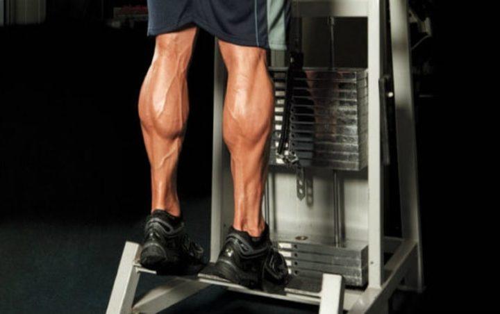 Come avere polpacci muscolosi
