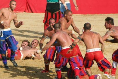 Calcio Storico Fiorentino 2017 – una tradizione sempre attuale