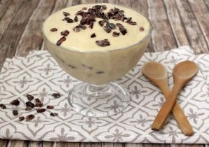 gelato vegano fatto in casa