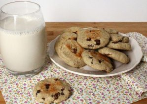 biscotti mandorle vegan ricetta