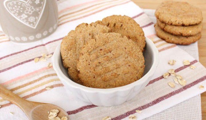 ricetta biscotti vegan
