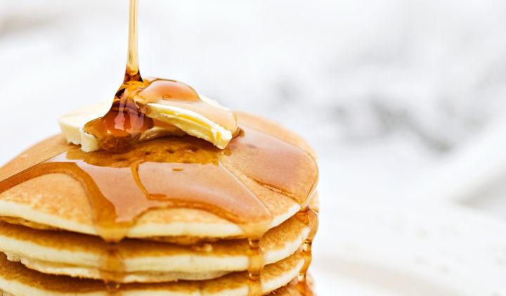 pancake al limone