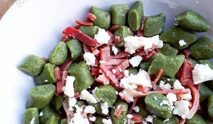 gnocchetti di spinaci