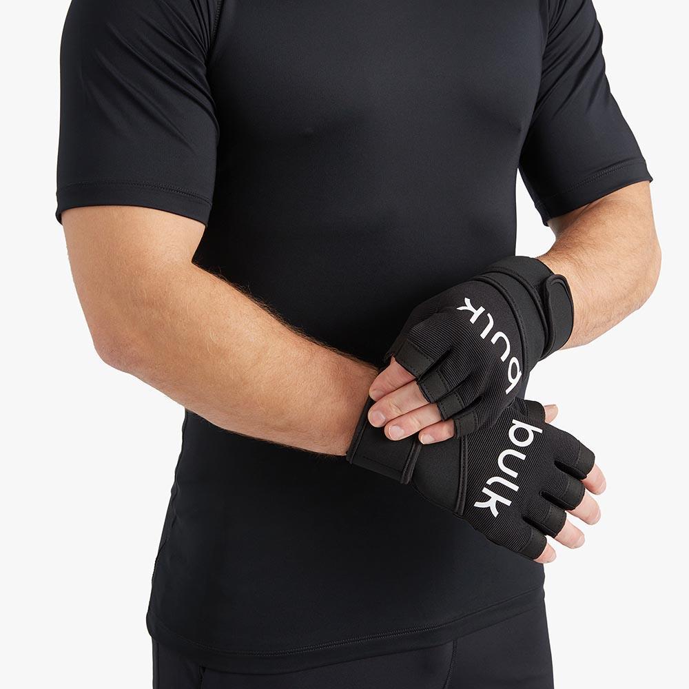Vægtløfterhandsker