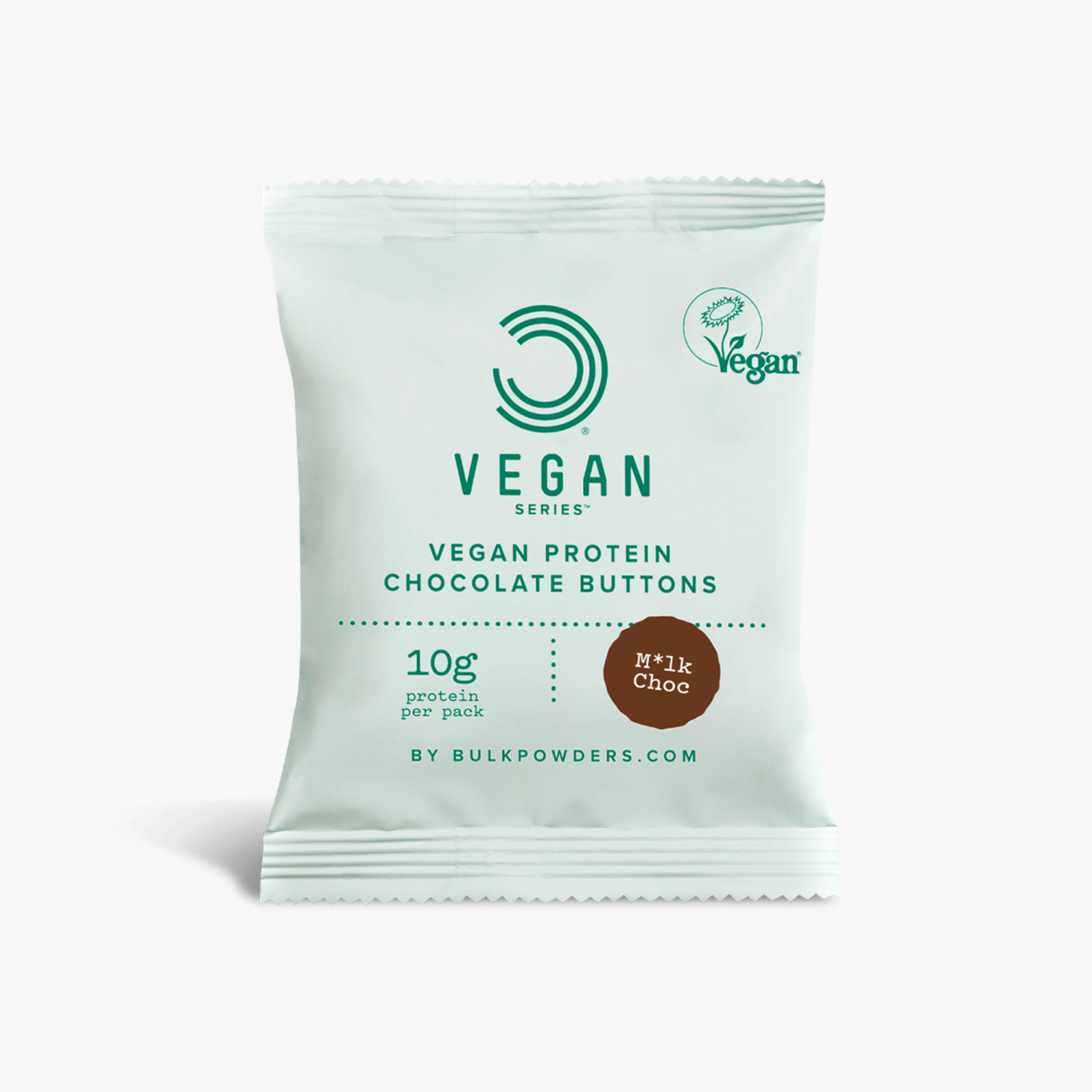 Vegan Protein Chocolate Buttons