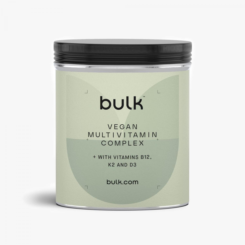 Complexo Multivitamínico Vegano