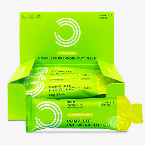 Complete Pre-Workout Gel™ (Box med 12 st)