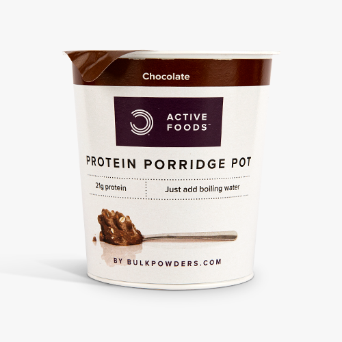 Protein Porridge Becher