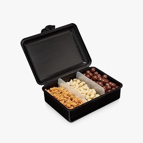 Caja para snacks