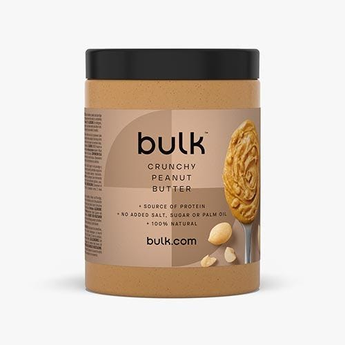 Beurre de cacahuètes 100% naturel 1kg