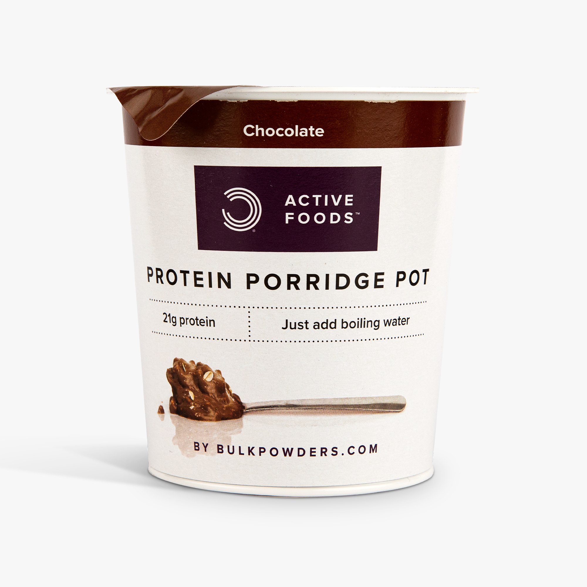 Image of Porridge proteico in vasetto