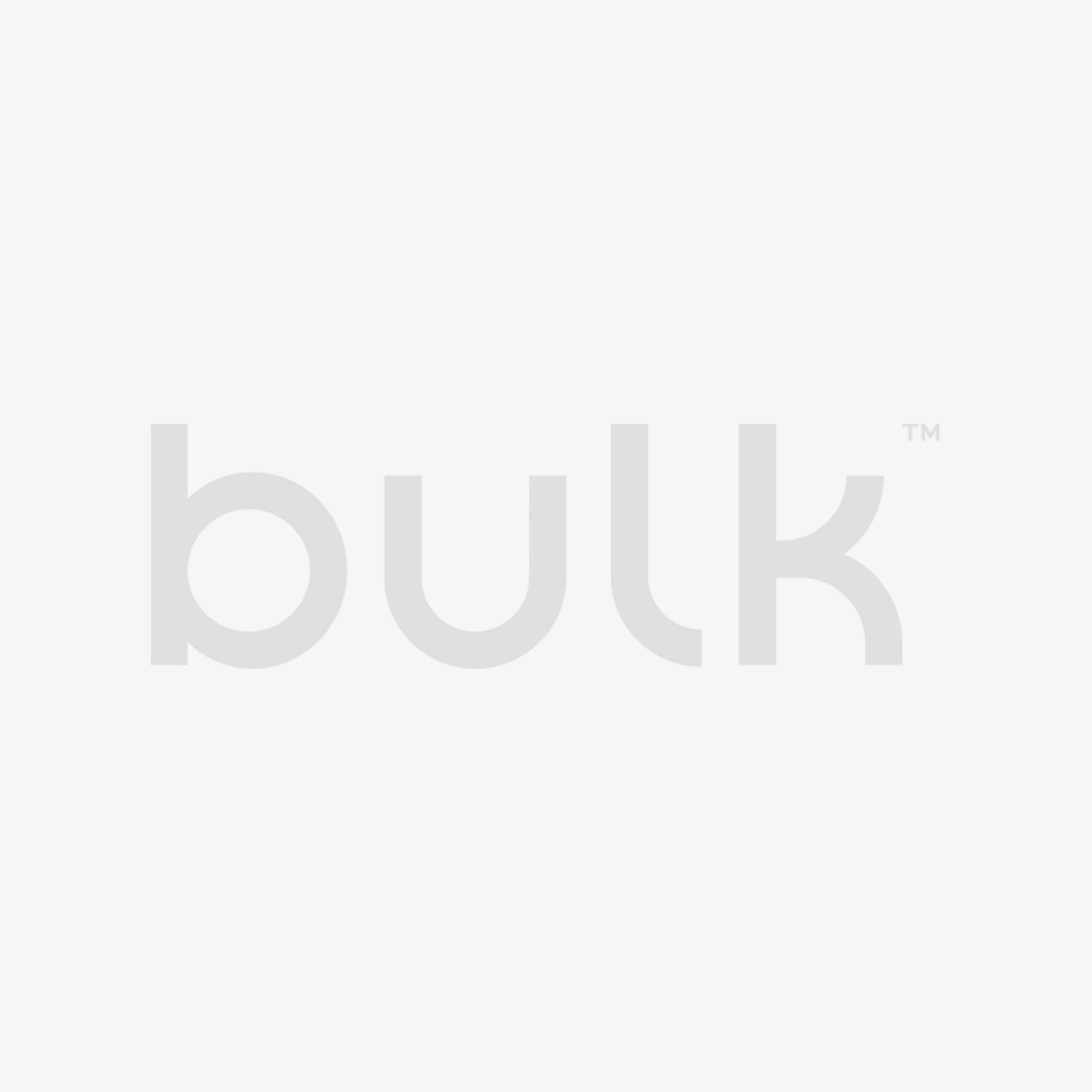 BULK POWDERS™ 1/2 Gallonen Trinkflasche  - Pure Serie™ (Transparent)