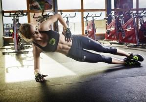 Six pack - gym goals