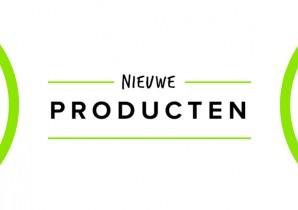 Nieuwe producten maart