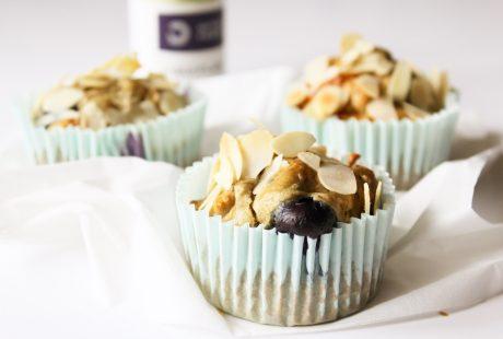 Blueberry-Vanille Muffins