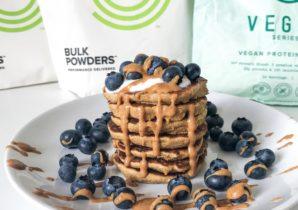 Simplybalancedliv pannenkoeken met zoete aardappelpoeder Bulk powders