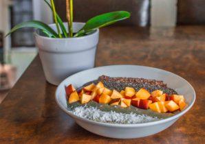 groene proteine smoothiebowl BULK POWDERS NL