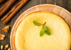Cheesecake met Proteïne & Xilitol | BULK POWDERS