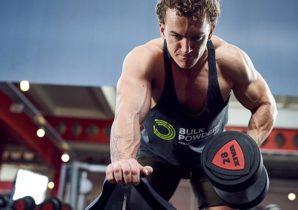 Joe Delaney Britt Molenaar | Sportschool | BULK POWDERS