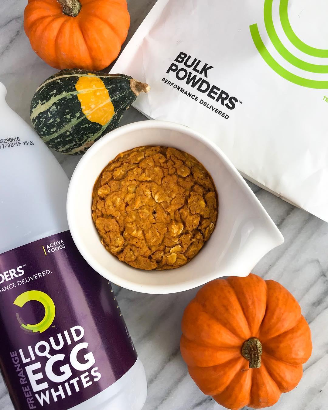 Pumpkin spice oats – havermout recept