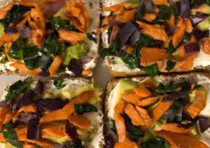 Clean Eating volkorenbrood BULK POWDERS