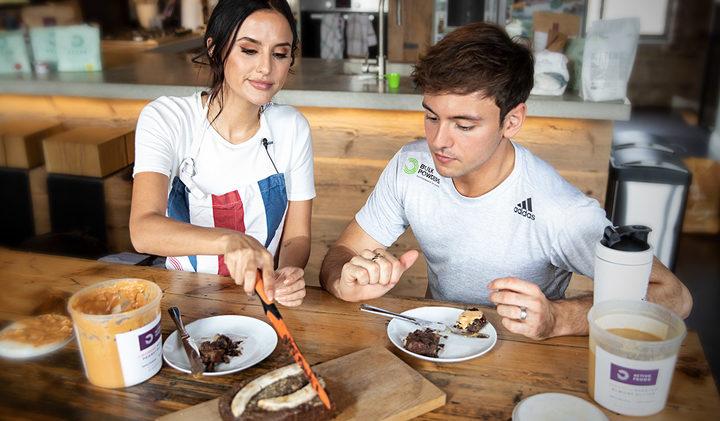 Bananenbrood recept Vegan | BULK POWDERS® NL