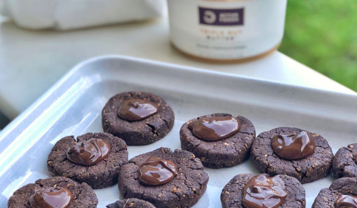 chocoladekoekjes notenboter | Bulk Powders® NL