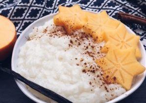 recept voor low carb rijstepap