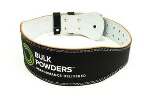 Gewichthef riem bulk powders