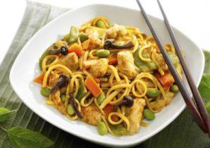 Recept voor Dieet woknoedels BULK POWDERS