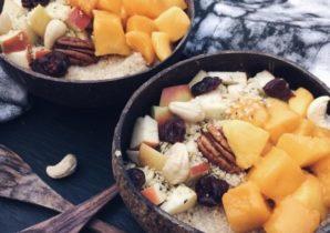 Romig Quinoa ontbijt | BULK POWDERS NL