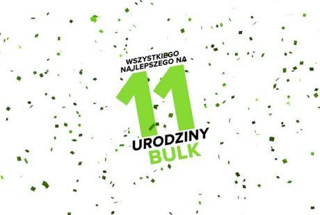 11 Lat BULK POWDERS®