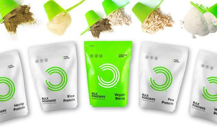 Białko dla Wegan – Odżywki Wegańskie