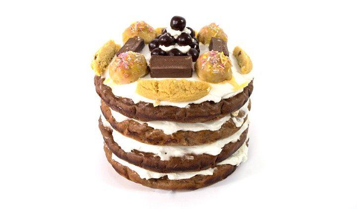 Tort Czekoladowo-Bananowy na Urodziny Bulk
