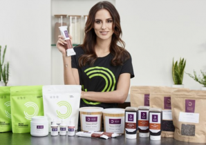 embaixadora vegan bulk powders - lucy watson