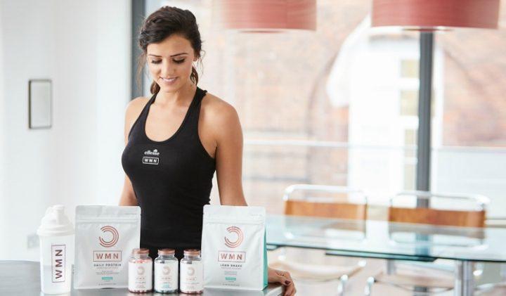 WMN - suplementos para mulher para apoiar um estilo de vida saudável e activo