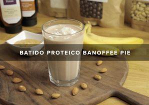 receita batido proteico