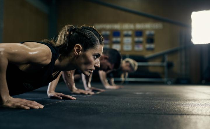 Plano de treino Intermédio – ganhar massa muscular