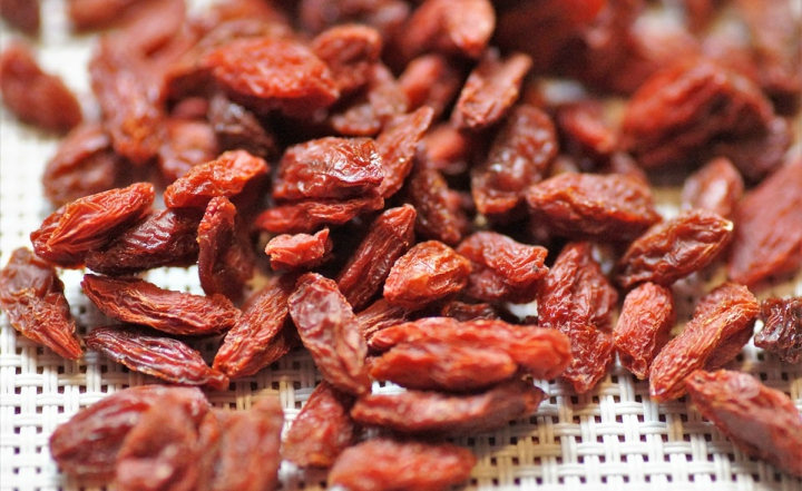 Bagas goji – antioxidante poderoso