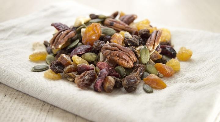 Frutos secos – benefícios