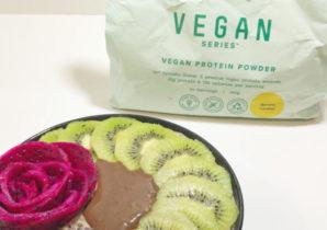 receita pequeno almoço vegan