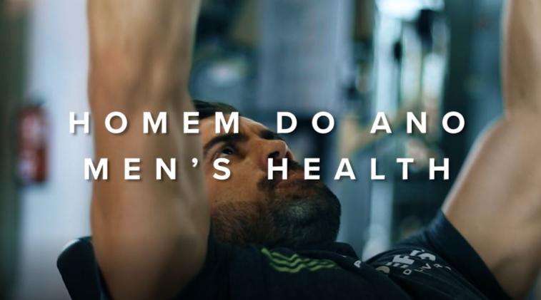 Homem do Ano Men's Health – Entrevista com João Aguiar
