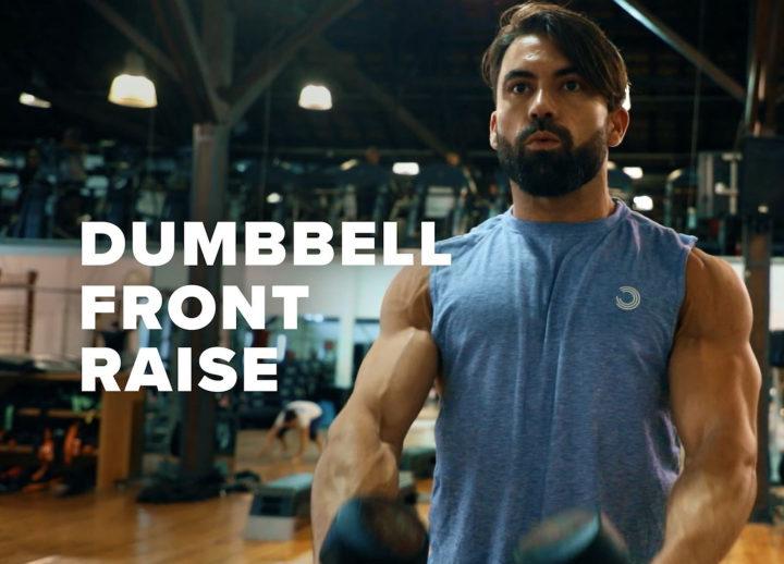 Shoulder Workout plano de treino