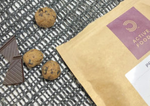 receita bolachas Cookie Dough Bites