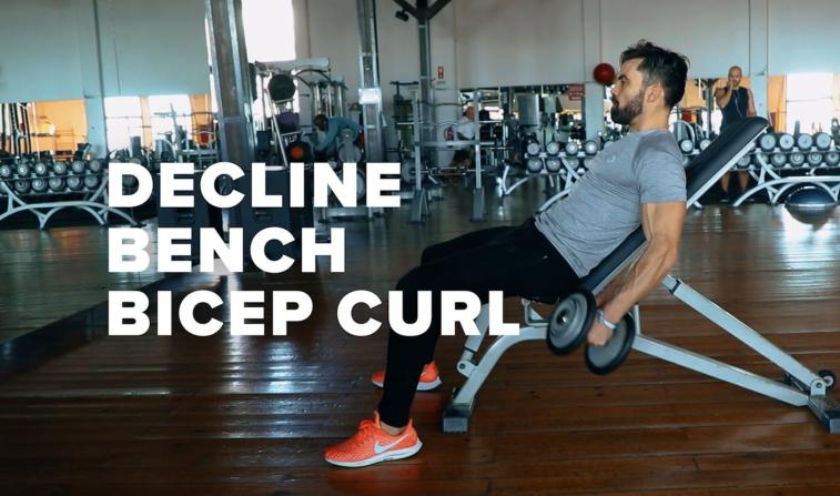 Bicep & Tricep Workout – Plano de Treino