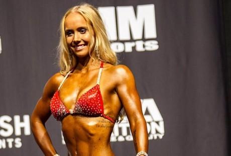Möt vår ambassadör Mathilda – 3:a Sweden grand prix 2015
